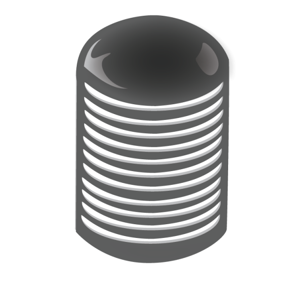 Compression Molded Ring Bottle Cap_2106
