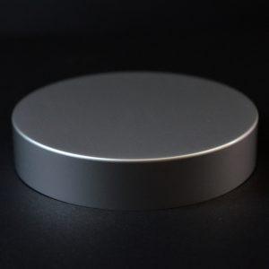 Metal Overshell Cap 70-400 Matte Silver FEA 217_2628
