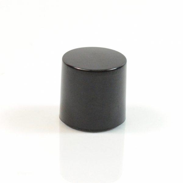 Plastic Cap 15-415 Smooth Black_2709