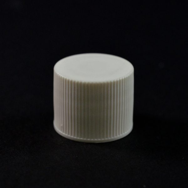 Plastic Cap 20-415 Millerighe PP White_2781