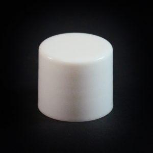 Plastic Cap 20-415 Smooth White_2650
