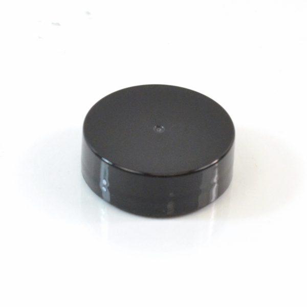 Plastic Cap 33-400 S Black Smooth_2732