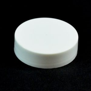 Plastic Cap 38-400 S White Smooth (2)_2668