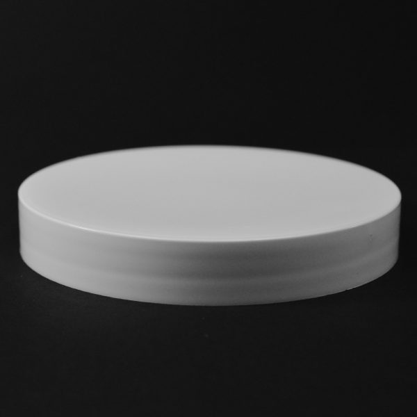 Plastic Cap CT Smooth White PP 100-400 S_2700