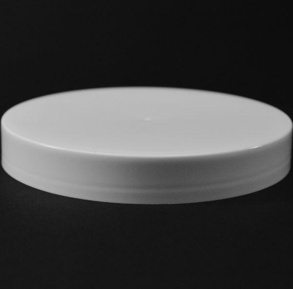 Plastic Cap CT Smooth White PP 120-400 S_2706