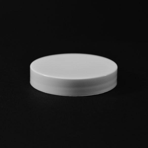 Plastic Cap CT Smooth White PP 58-400 S (1)_2685