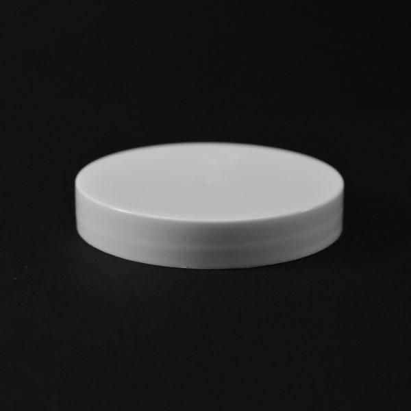 Plastic Cap CT Smooth White PP 63-400 S_2688