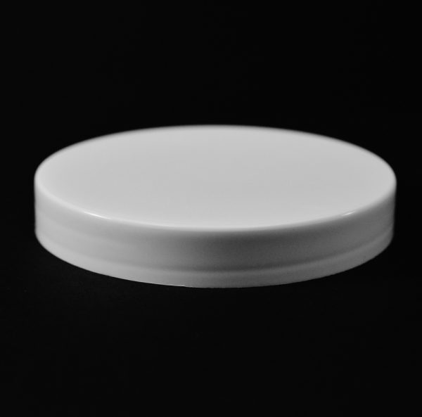 Plastic Cap CT Smooth White PP 83-400 S (2)_2696