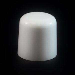 Symmetrical Cap - 24-410 White Plain to 2 oz #213_2910
