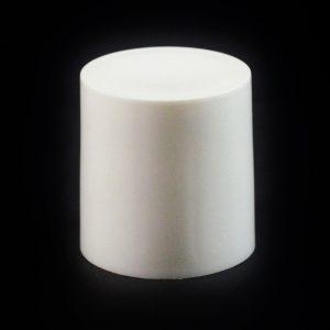 Symmetrical Cap - 24-410 White Plain to 2 oz #223_2911