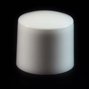 Symmetrical Cap - 24-410 White Plain to 4 oz #201_2914