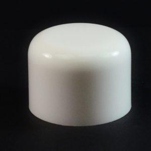 Symmetrical Cap - 24-410 White Plain to 4 oz #215_2913