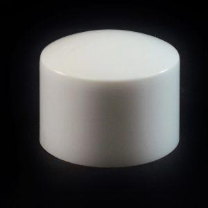 Symmetrical Cap - 24-410 White Plain to 8 oz #200_2915