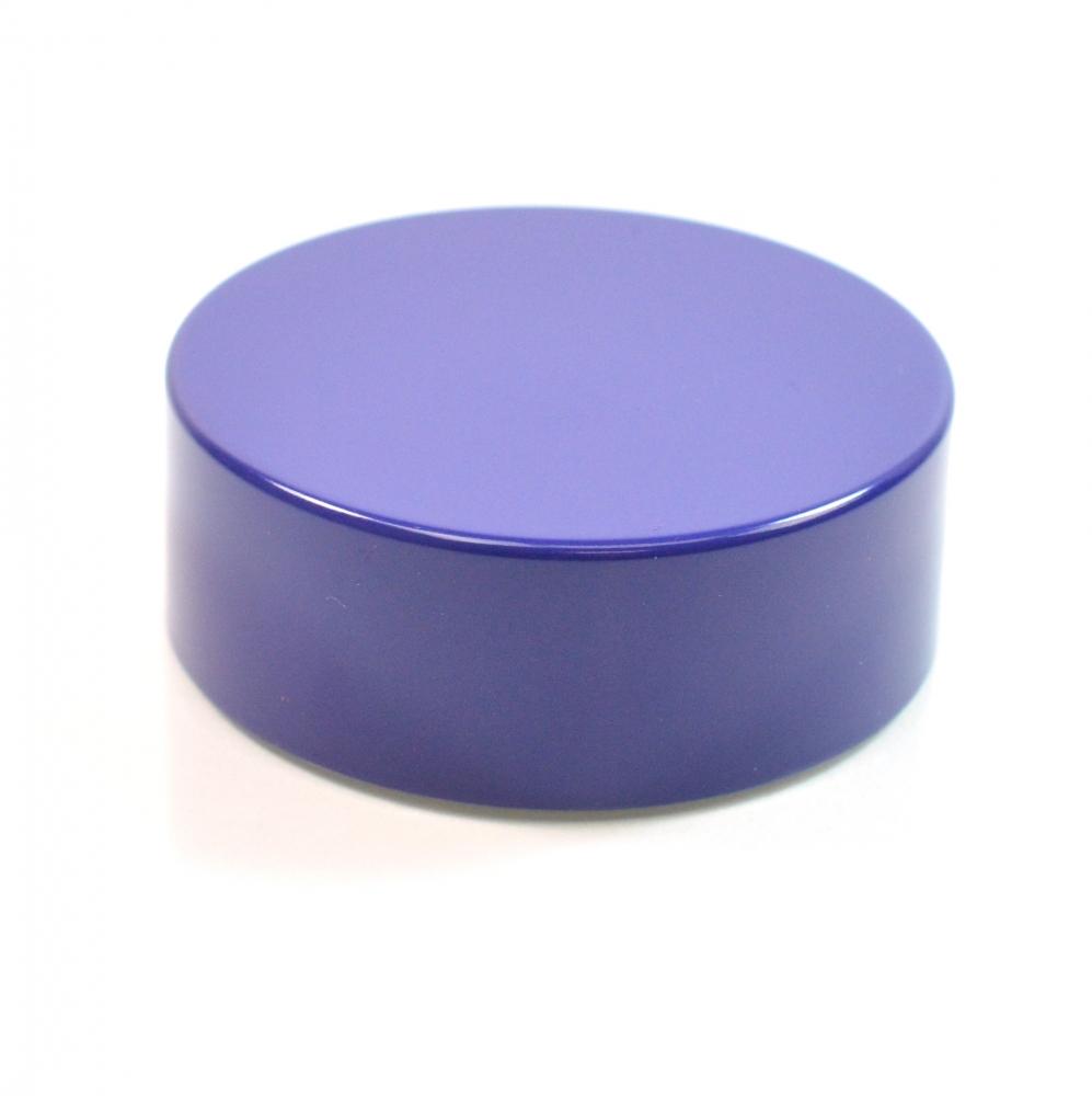 22/400 Blue Metal Overshell Tube Cap 2.2 x .800
