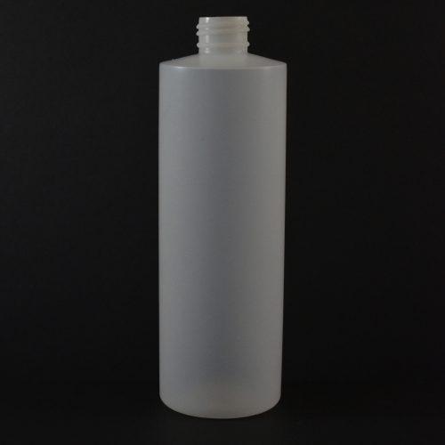 12oz Natural Cylinder Round 28-410