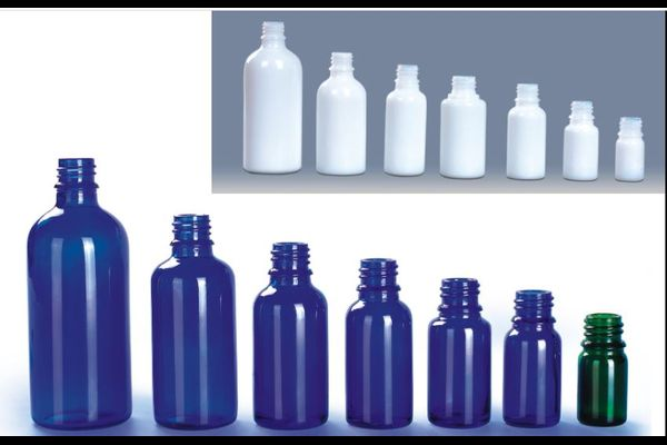Eight Different Kinds of Surplus Bottles and Jars at Wholesale Prices